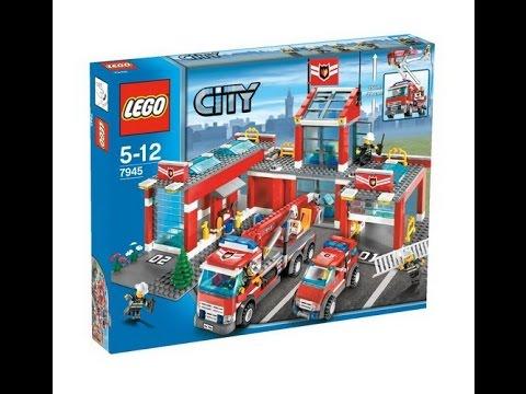 Купить lego city 60110 лего город пожарная часть по низкой цене в интернет-магазине toy. Ru. Бесплатная доставка игрушек по россии.