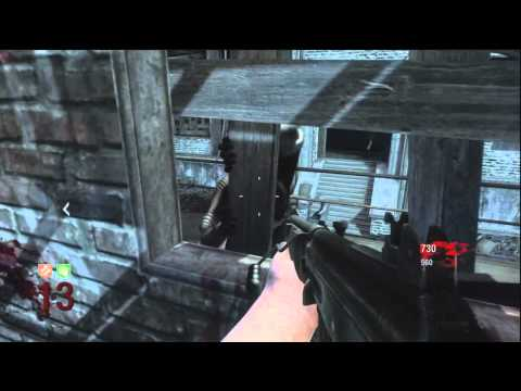 Black Ops Zombie Glitches: Best Der Riese Glitches - Call Of Duty Black Ops! (Not Patched)