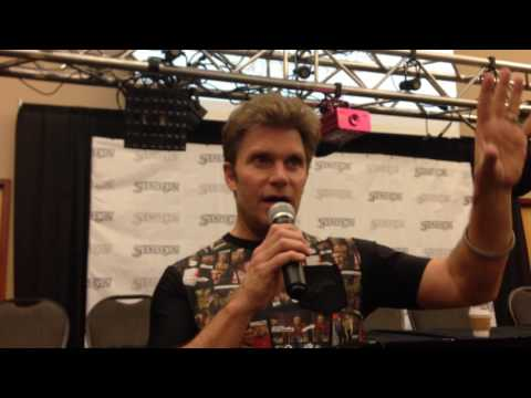 Vic Mignogna on getting the role of Qrow - SoonerCon 2016