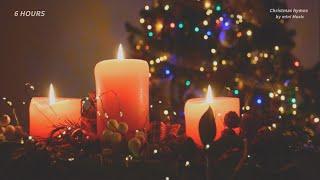 [6시간] 성탄절 찬송가 피아노 🎄   성탄 찬송 모음   크리스마스 캐롤 찬양 연주   Christmas Hymns Piano by mini Music