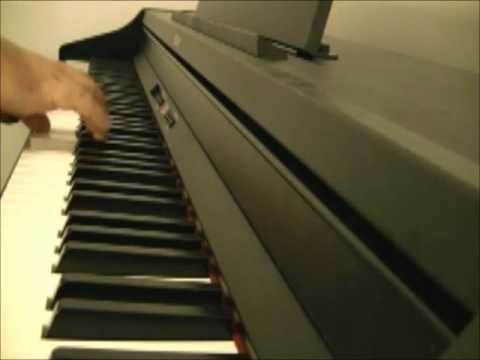 Samanlıktan Kaldıramadım Samanıda Zühtü ( Piyano )