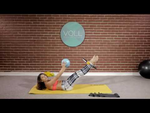 Super ejercicios de Pilates con Magic Circle y Overball by Nany Sevilla
