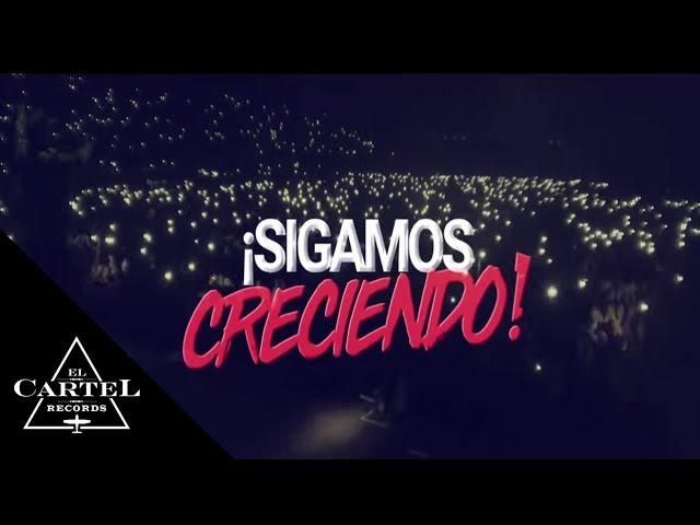 Daddy Yankee - Gracias por hacerlo posible, lo logramos!