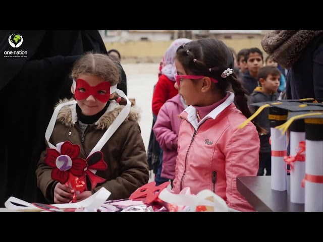 One Nation School In Syria - October 2020