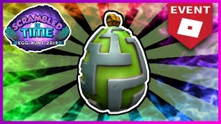 HOW TO GET THE DAEDELEGG MAZE EGG IN THE LABYRINTH | ROBLOX EGG HUNT 2019