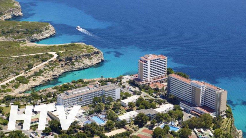 Hotel sol calas de mallorca all inclusive youtube for Hotel de diseno mallorca