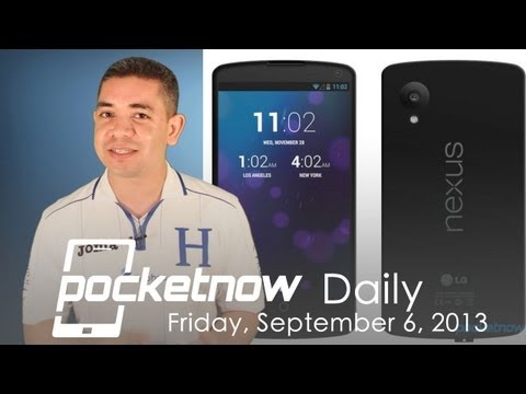 nexus-5-at-the-fcc,-android-4.4-promos,-galaxy-note-3-pre-orders-&-more---pocketnow-daily