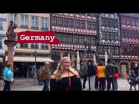 Post Study-Abroad Trip Part 1: Frankfurt and Heidelberg, Germany