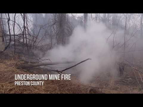 Work To Contain Underground Mine Fire Enters New Phase