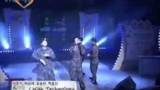 Park Hyo Shin 111208 Snow Flower/ Can`t take my eyes off you/ Technology/You raise me up