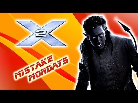 X-Men 2 (X2 - 2003) Movie Mistakes