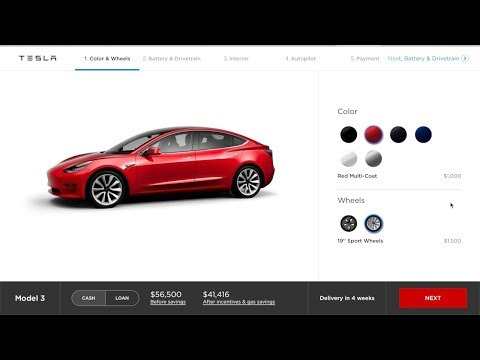 FINALLY configuring my Tesla Model 3