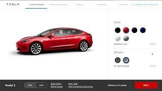 FINALLY configuring my Tesla Model 3