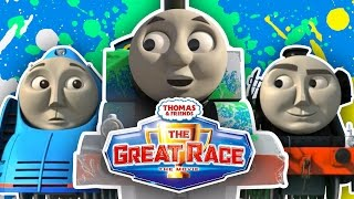 Thoughts On THE GREAT RACE - THOMAS & FRIENDS Review