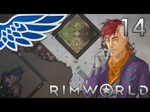 RIMWORLD 1 0 MODDED | Black Hive Part 14 - Rimworld Mod