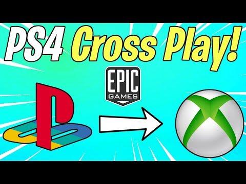 CROSS PLATFORM ON FORTNITE SAVE THE WORLD! PlayStation Crossplay BETA! | Fortnite News
