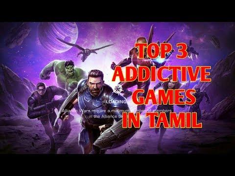 Top 3 Addictive Games In Tamil | SV |
