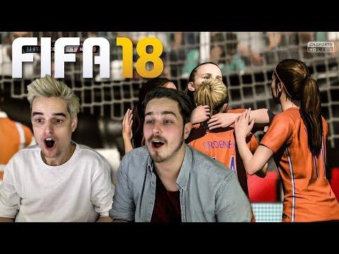 HET IS JE NIET GEGUND!! - FIFA 18 VS GameMeneer