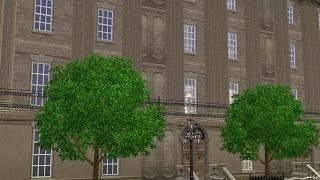 The Sims 3 - Georgian Townhouse (106 Queens Square)