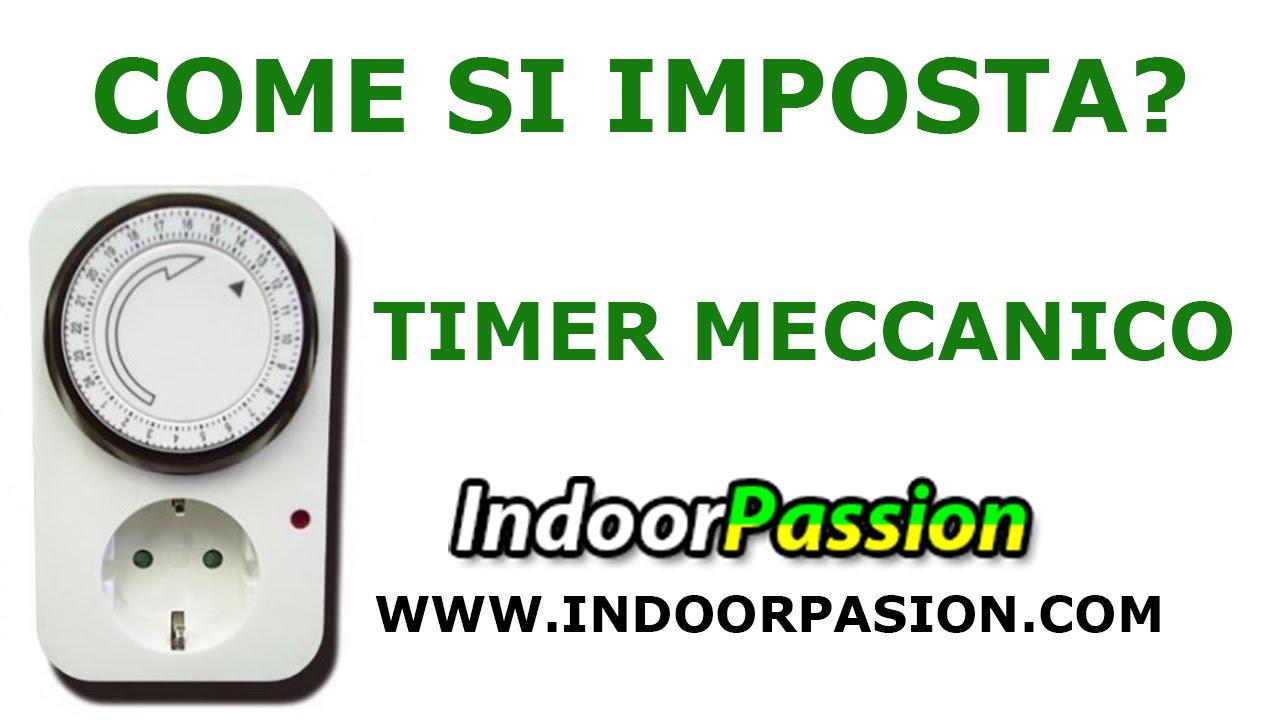 CFG PRESA CON TIMER ORARIO PROGRAMMABILE GIORNALIERO E294