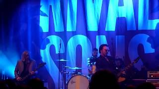 Rival Sons - Hollow Bones Pt. 2 (Gothenburg, Sweden 2017)
