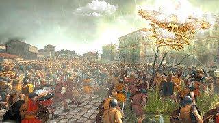 Самая жестокая битва! - Total War Rome 2 #5