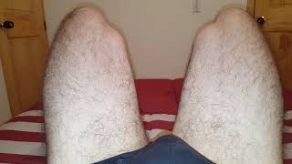 Legs with Sexy men hairy