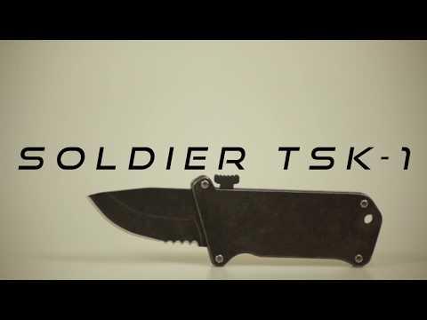 Soldier TSK-1