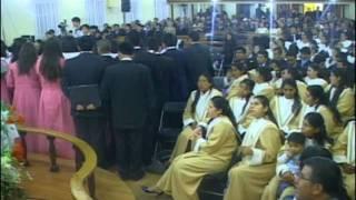 Coro Juvenil I.E.P Chillan Viejo - Oh profundo amor de Cristo