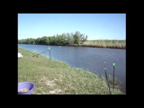 рыбалка в запорожье на канале