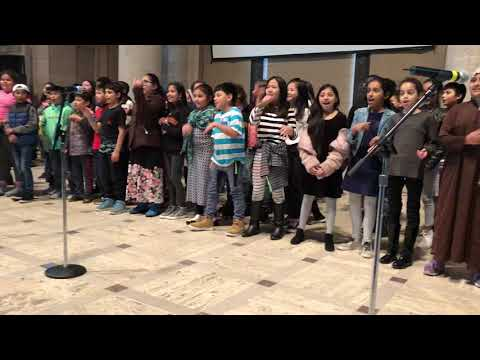 TCS Choir Performs Count on Me