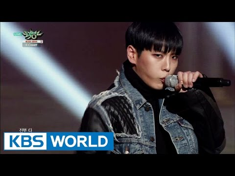 B.A.P - Young, Wild & Free  [Music Bank K-Chart #1 / 2015.11.27]