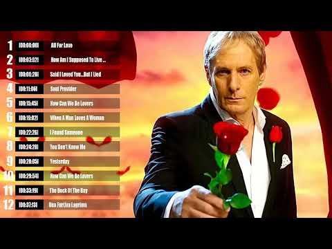 Michael Bolton Greatest Hits l Michael Bolton Best Of l Michael Bolton Best Love Songs Of All Time