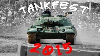 Tankfest 2015 - zwiedzanie muzeum (cz. II)