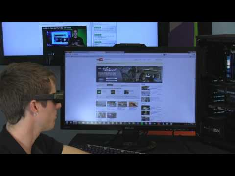 How to Use NVIDIA 3D Vision to Watch Stereoscopic YouTube Videos NCIX Tech Tips