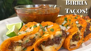 HOW TO MAKE BIRRIA TACOS IN INSTANT POT!