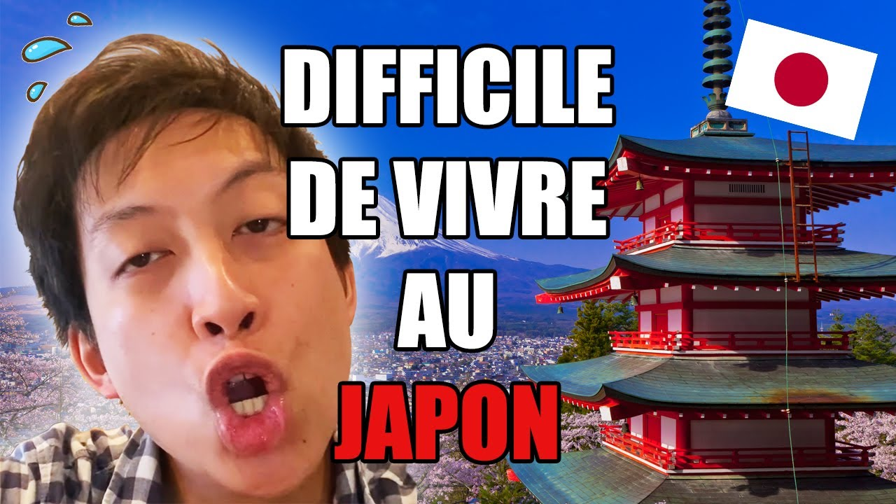 [Vlog] Difficult to live in Japan ?