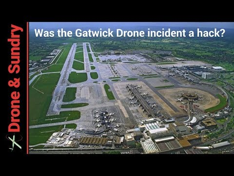 Was Gatwick Hacked?