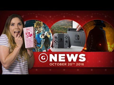 Red Dead Redemption 2 Trailer, Nintendo Switch, Zelda: Breath of the Wild - GS Daily News