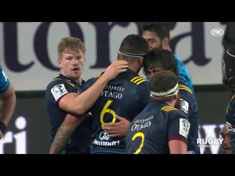 Super Rugby Round Ten: Highlanders vs Blues