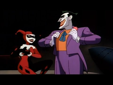 Harley Quinn. You Are A Genius, Mr. J!