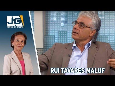 Maria Lydia entrevista o cientista político Rui Tavares Maluf, sobre a crise política e as eleições