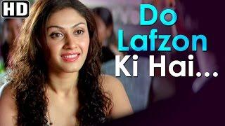 Do Lafzon Ki Hai - I Am 24 Songs - Rajat Kapoor - Manjari Phadnis - Jatin Pandit  Hits