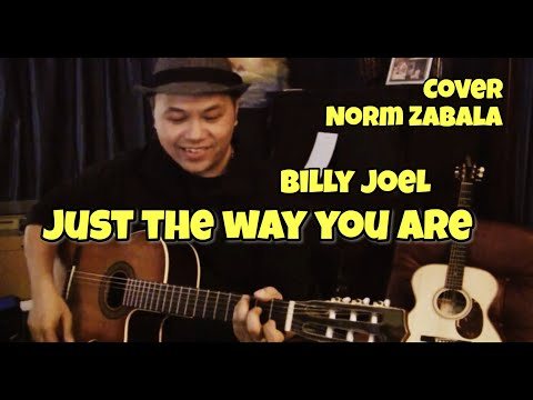 Billy Joel - Just The Way You Are (Acoustic Cover - Norm Zabala)