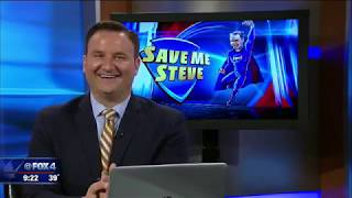 Save Me Steve - Tax refunds down, paychecks up