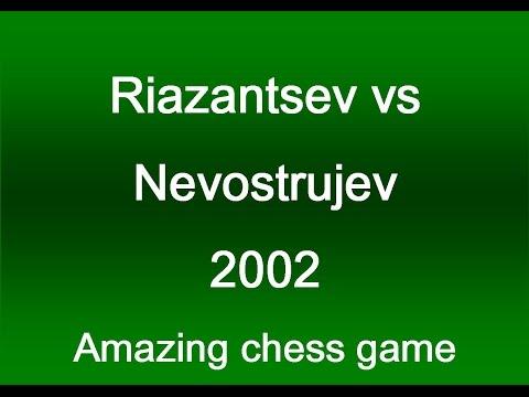 The King Hunt: Riazantsev vs Nevostrujev - 2002