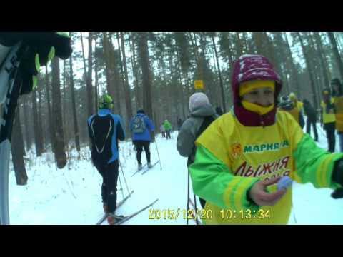 Лыжня здоровья Барнаул закрытие  сезона 2015-2016
