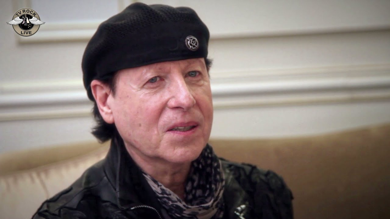 Klaus Meine Scorpions Interview Klaus Meine Paris 2015 TV Rock