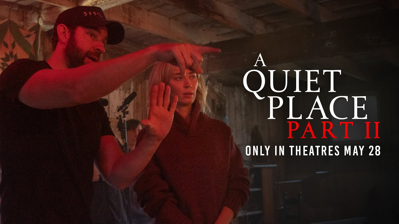 "A Quiet Place Part II (2021) - ""The Wait Is Over"" - Paramount Pictures"