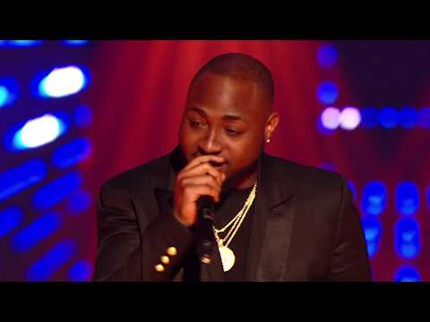 Davido | Best African Act award acceptance speech | 2017 MOBO Awards